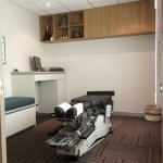 Insight Chiropractic Darwin NT, clinic room 3