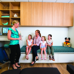 Insight Chiropractors with kid patient 2