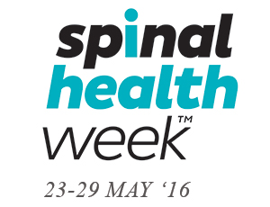 Spinal Health Week 2016